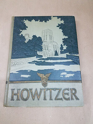1955 Howitzer Us Military Academy West Point Yearbook