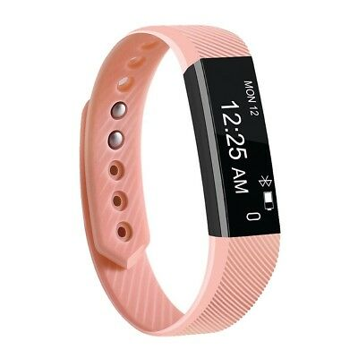 (Pink) - Fitness Tracker,FIT-FIRE F1 Activity Tracker Wearable Smart Band