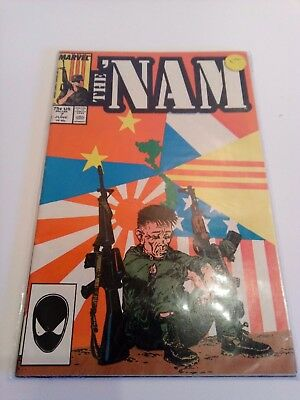The 'Nam Comic Books -- #7 and #14 -- 2 Issues -- Free Shipping!