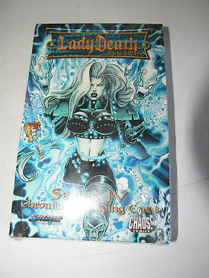 Lady Death 4 IV Wicked Ways Krome Productions  Box