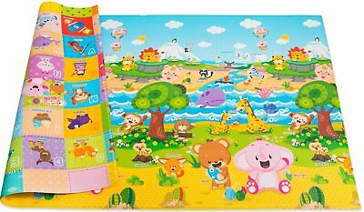 Baby Care Play Mat Foam Floor Gym ,Large-GREAT CONDITION!