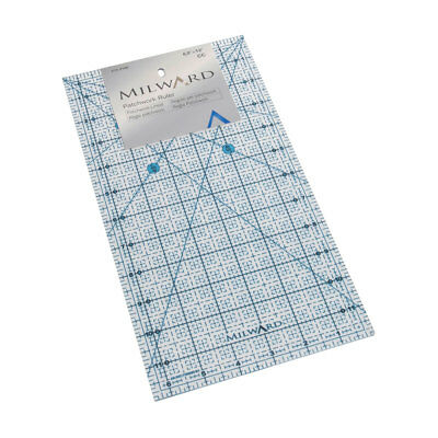 Milward 2152105 | Patchwork Rule | Imperial | 6? x 12in | 1 Piece
