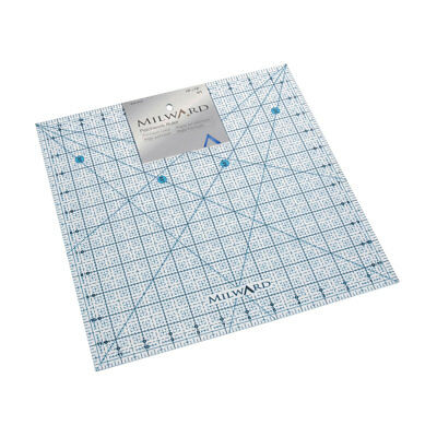 Milward 2152107   Patchwork Rule   Imperial   12 x 12in   1 Piece