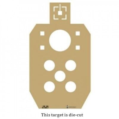 (100 Pcs) - Low Speed High Drag Training Target Good daylight contrast and