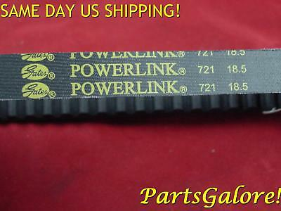 721 15.5 GATES PowerLink Belt, 50cc Chinese European Taiwanese Kymco Scooters