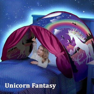 UNICORN FANTASY Dream Tents Foldable Tents Camping Outdoor Tent Baby Kids Tent