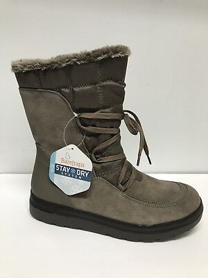 bbe0610a718e NWB BARETRAPS LANCY Mushroom Winter Boots Us 11M -  22.50