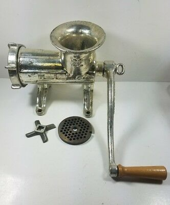 Alfa Meat Grinder 22 Stand Alone #22 Very Clean Vintage Good Working Condition
