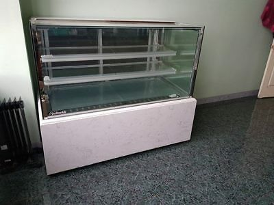 Fridge Cabinet / Refrigerated Cake Show Case - Classical & Elegant Marble
