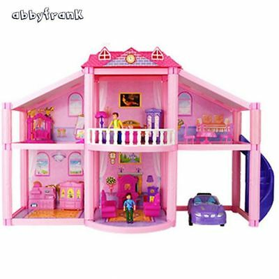 Miniature Dolls House DIY Dollhouse Accessories Learning Toys For Children
