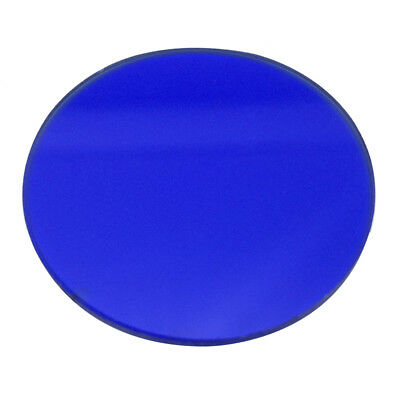 Microscope Blue Color Filter 45 42 35 32 mm Diameter for Biological Microscope