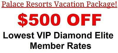 Moon Palace Resort Hotel VIP Free Concierge Level All Inclusive Cancun Mexico