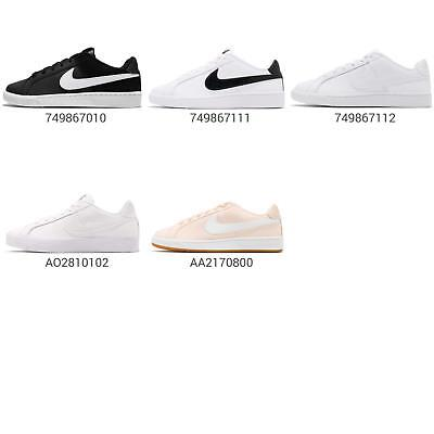 WMNS NIKE COURT Royale Low Leather Women Shoes Sneakers Trainers Pick 1 -   104.99  169aa8e97990