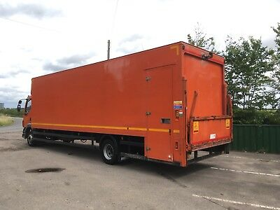 29ft Storage Box Container Shed Or Workshop Garage Rear and side doors