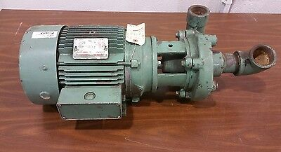 """Industrial Water / Trash Pump 3hp 3ph """"SHIPPING AVAILABLE"""" #1083SR"""