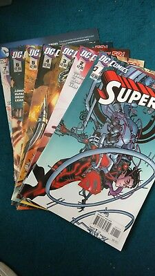 Superboy New 52 Issue 1-7 9-23 VGC/NM DC Comic