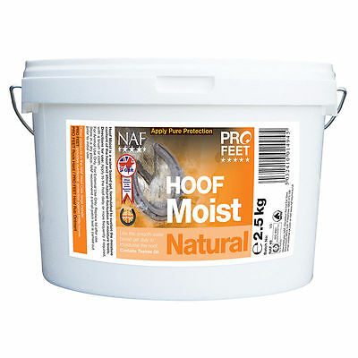 NAF PRO FEET Hoof Moist - Natural - 2.5kg *FREE UK Shipping*