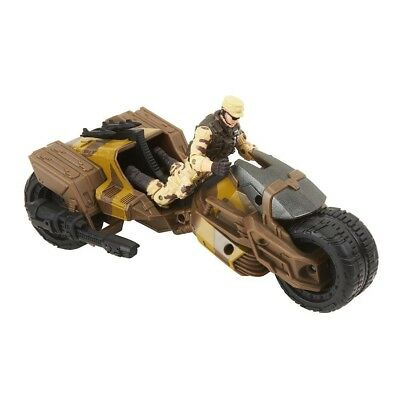 True Heroes Sentinel 1 Combat Trike - Green/Brown. Toys R Us. Huge Saving