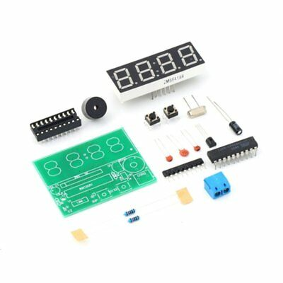 New C51 4 Bits Digital Electronic Clock Electronic Production Suite DIY Kits