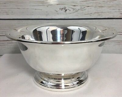 EPCA Poole Silver Co Trophy / Candy Bowl - Unetched #5026 Authentic Reproduction