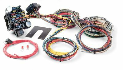 Painless Wiring 20104 18 Circuit Universal Wiring Harness painless wiring 10201 wiring harness 18 circuit gm $476 99 picclick painless 10206 wiring harness at eliteediting.co