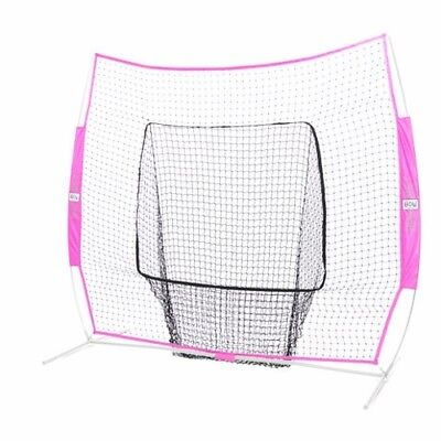 (pink) - Bownet Big Mouth Replacemnet Net - Colours ( BOWBM-R-colour )