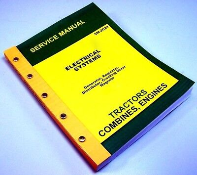 Service manual for john deere 630 720 730 tractor electrical systems service manual for john deere 630 720 730 tractor electrical systems magneto fandeluxe Images