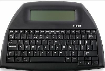 Lot Of 5 ALPHASMART NEO 2 PORTABLE WORD PROCESSOR