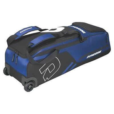 (royal) - DeMarini Momentum Wheeled Bag. DeMarini Sports. Huge Saving