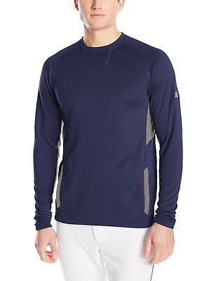 (Small, Team Navy) - New Balance Baseball Pullover. Brand New