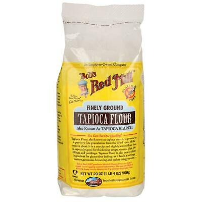 Bob's Red Mill Finely Ground Tapioca Flour 20 oz Pkg