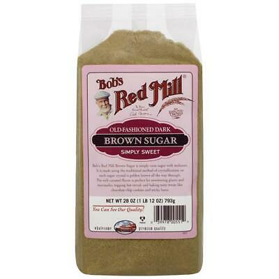 Bob's Red Mill Old-Fashioned Dark Brown Sugar 28 oz Pkg