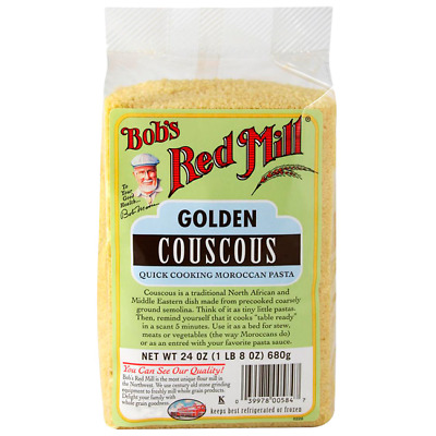 Bob's Red Mill Golden Couscous 24 oz (680 g) Pkg