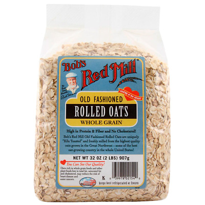 Bob's Red Mill Old Fashioned Rolled Oats 32 oz Pkg
