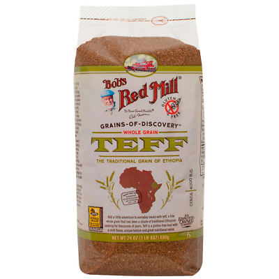 Bob's Red Mill Whole Grain Teff 24 oz (680 g) Pkg