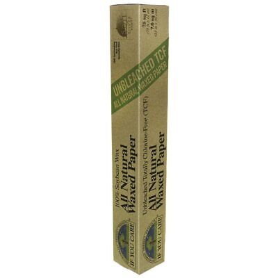 If You Care Unbleached All Natural Waxed Paper - 75 1 Unit