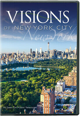 Visions Of New York City (2017, DVD NEW)