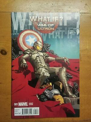 What If? Age of Ultron #1 Variant Edition (June 2014) Marvel Comic Book