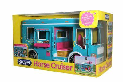 Breyer Classics Collection #62044 Horse Cruiser Teal - New Factory Sealed