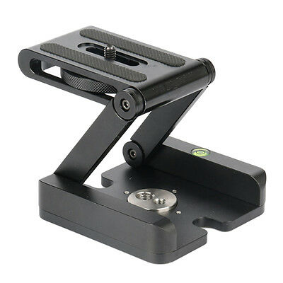 Universal Camera Folding Z Type Stand Holder Professional Tripod Flex Tilt Head