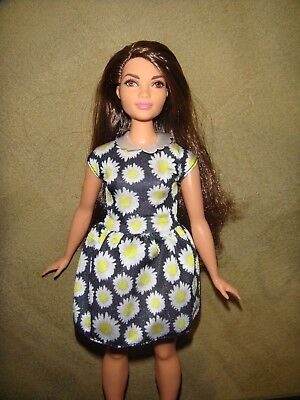 Brand New Barbie Doll Fashions Outfit Never Played With #225 Curvy Body Clothes