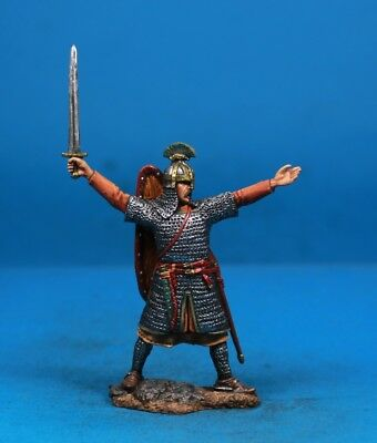 Norman knight 11th century HQ HAND PAINTED Tin toy soldiers, Metal 54mm
