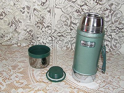 Vintage Aladdin STANLEY 24 oz Wide Mouth Thermos good condition