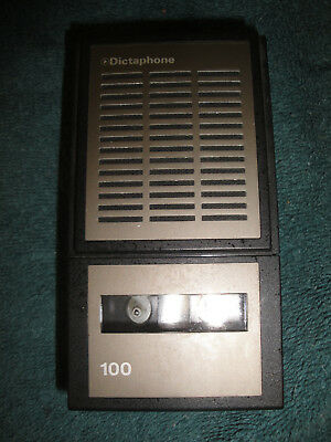 DICTAPHONE Dictamite 100 Handheld Mini Micro Cassette VOICE RECORDER Dictation
