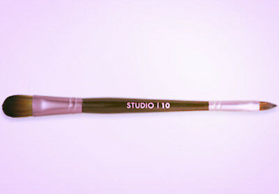 STUDIO 10 ♥ Zwei Endiger Concealer Pinsel ♥ Double Ended Concealer Brush