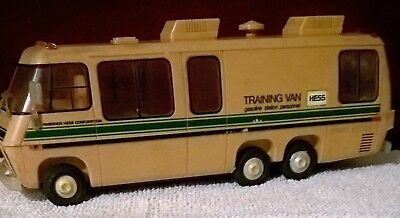 Vintage 1978 Hess Training Van For Personnel- Amerada Hess Corporation (No Box)