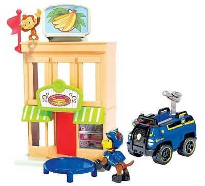 Paw Patrol Spy Chase Adventure Bay Townset. Spin Master. Shipping is Free