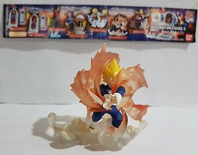 Dragon Ball Z Vegeta Final Flash Figure Figura Imagination 6 Bandai