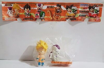 Dragon Ball Z Goku Ss Freeza Figure Figura Petit Imagination Bandai New Nueva