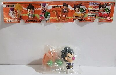 Dragon Ball Z Vegeta Saibaiman Figure Figura Petit Imagination Bandai New Nueva